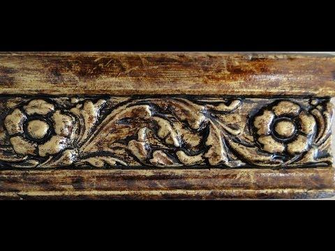 Деревянная рама для картин своими руками