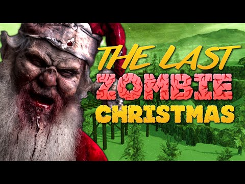 THE LAST ZOMBIE CHRISTMAS ★ Call of Duty Zombies Mod (Zombie Games)