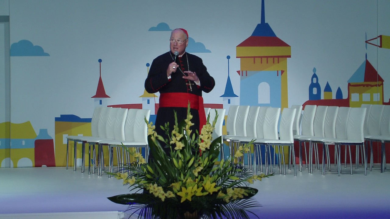 Cardinal Dolan Full Talk at World Youth Day