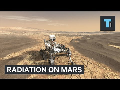 Is the Radiation on Mars Deadly?