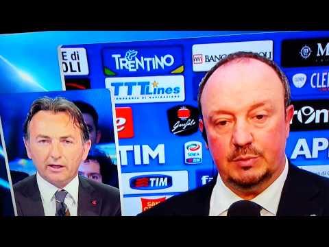 mauro contro benitez: la sfida infinita dopo napoli-atalanta 1-1!!