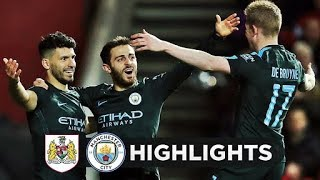 Bristol City vs Manchester City 2-3 ● All Goals & Extended Highlights ● EFL Cup {23/01/2018} Full HD