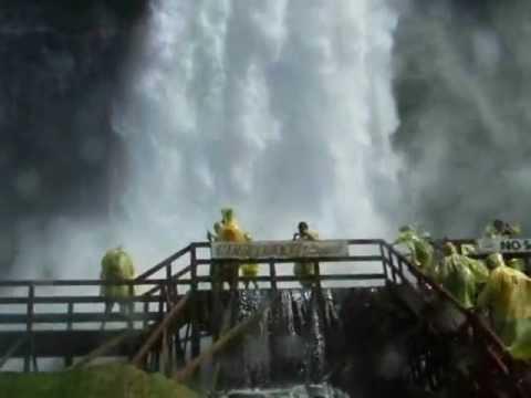 Download Niagara Falls, Niagara waterfalls view from USA and Canada HD Mp4 3GP Video and MP3