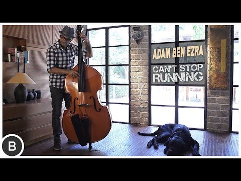 Cant Stop Running - Upright Bass Solo