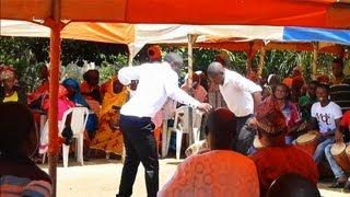 Sa\'a & Bouba Wedding