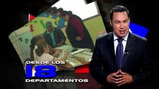#HondurasElige2012 - Transmisión en VIVO - 18 Noviembre 2012 - @canal11hn