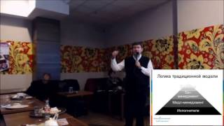 Олег Афанасьев. Логика Хаоса. Традиционная модель управления