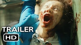 Train to Busan Official Trailer #1 (2016) Yoo Gong Korean Zombie Movie HD by Zero Media