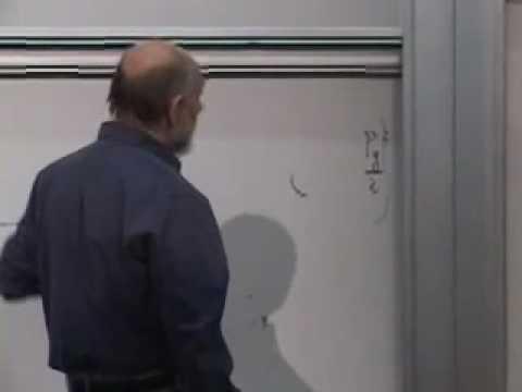 Lecture 1 | Modern Physics: Classical Mechanics (Stanford University)