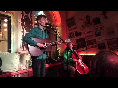 Tom Klose - Down By The Water (live 24.10.2014 Tonfink, Lübeck)