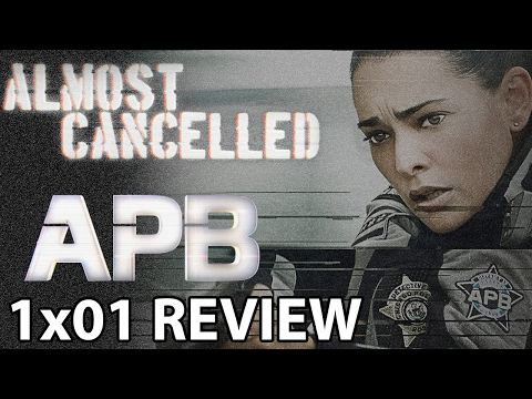 APB Season 1 Episode 1 'Hard Reset' Review