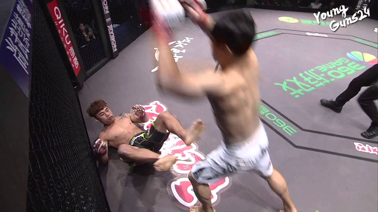 ROAD FC YOUNGGUNS 024 9th -67.5kg Catchweight Match