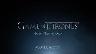 La gran guerra inicia este 16 de julio. Reúnan al reino. Compartan el trailer oficial de la 7ª temporada de GAME OF THRONES.