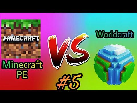 Minecart PE vs Worldcraft 2 - Part 5