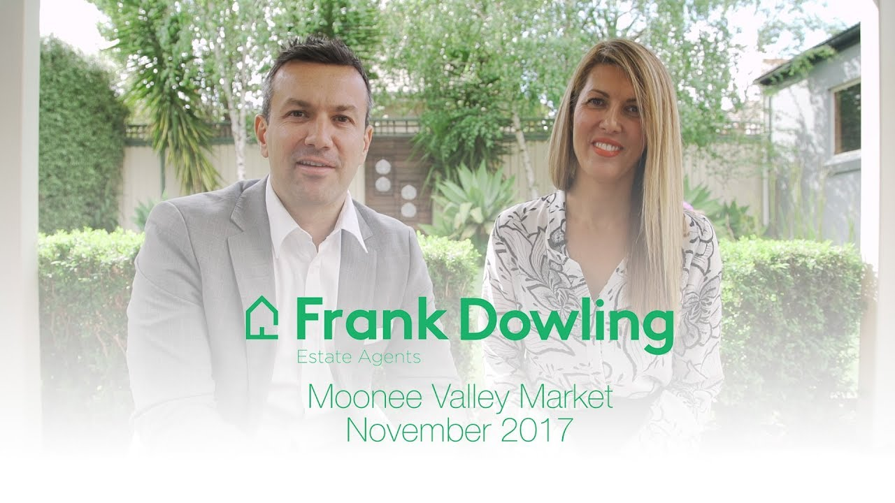 Moonee Valley Market November 2017