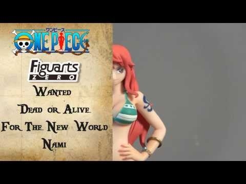 Bandai Tamashii Nations Nami (New World Ver.)