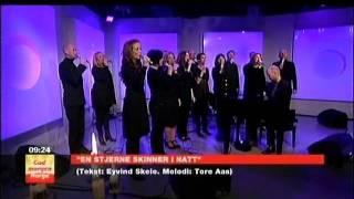 Video Oslo Gospel Choir - En stjerne skinner i natt (2009) MP3, 3GP, MP4, WEBM, AVI, FLV Desember 2018