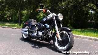 5. New 2013 Harley Davidson FatBoy Lo for Sale call Price Specs