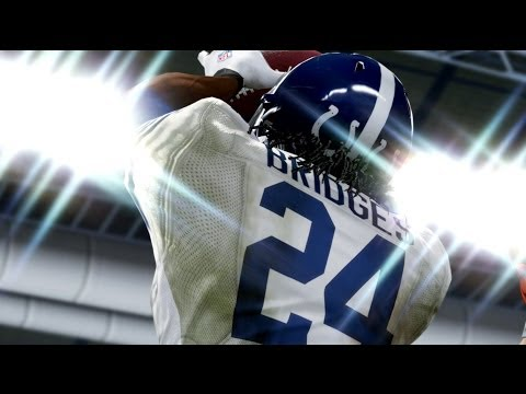 Madden 25 PS4 Gameplay Player Franchise – Bridges Plays Mind Games