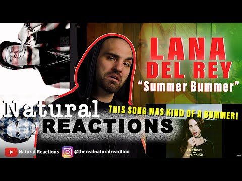 Lana Del Rey - Summer Bummer ft. A$AP Rocky, Playboi Carti (Official Audio) REACTION