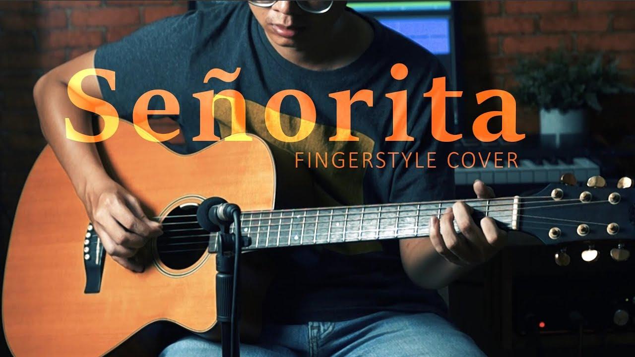Shawn Mendes, Camila Cabello – Señorita | Acoustic Fingerstyle Guitar/ Guitar Solo Cover
