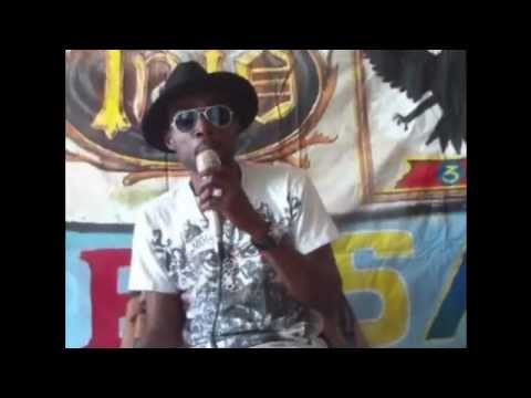 COUP DE MASSE SUR LA TETE DE WERRA etde KOFFI olomide- INVITATION A LONDRE