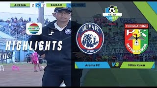 Video AREMA FC (2) vs MITRA KUKAR (2) - Full Highlight | Go-Jek Liga 1 bersama Bukalapak MP3, 3GP, MP4, WEBM, AVI, FLV Juli 2018