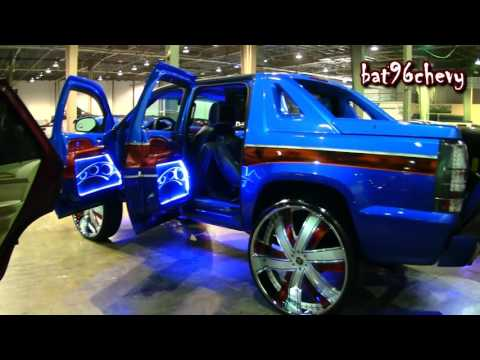 CUSTOM Chevrolet Avalanche on 34