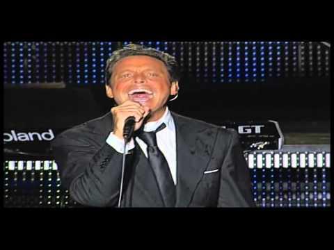 Luis Miguel - Speech & Si Te Vas (Live - Estadio Vélez, Argentina 2008)