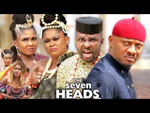 Seven Heads Season 6  - Yul Edochie|2019 Latest Nigerian Nollywood Movie