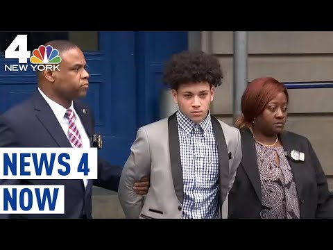 Mom, Her Teen Son Arrested in NYC Boy's Stabbing Death   News 4 Now