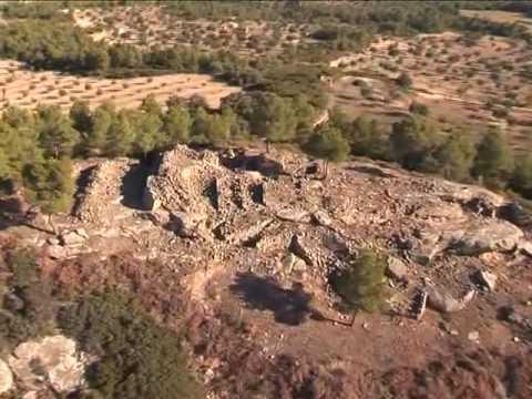 Iberos en el Bajo Aragón. Los orígenes de la cultura ibérica. Mazaleón.