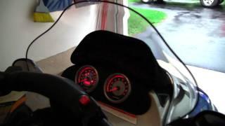 4. 2003 Skidoo Legend 500