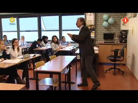 Leraren gepest