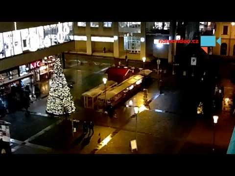 Vánoce OC Forum Ústí nad Labem