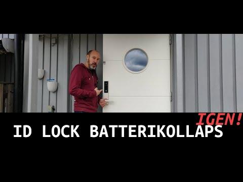 ID Lock batterilaps - IGEN