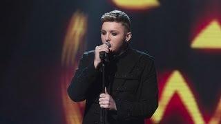 James Arthur sings Eurythmics' Sweet Dreams - Live Week 4 - The X Factor UK 2012
