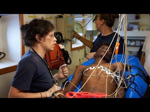 «Όχι» της Μάλτας σε πλοίο ΜΚΟ που μεταφέρει ασθενείς μετανάστες…