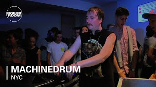 Machinedrum - Live @ the Boiler Room NY