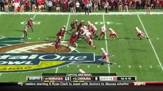 Jadeveon Clowney vs 9 Teams (2011/2012)