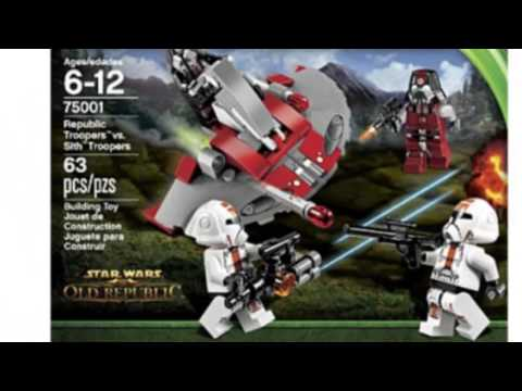 Video New  video for the Star Wars Republic Troopers Vs Sith Troopers