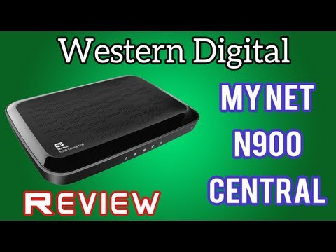Gadgets [01] - WD My Net N900 Central Review