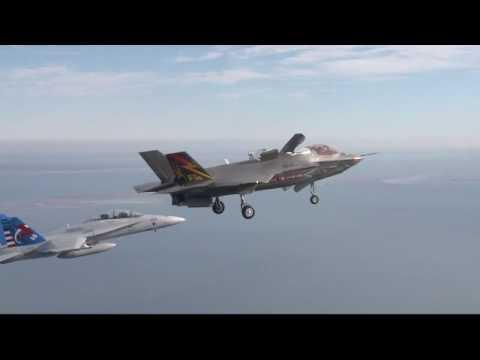 Lockheed Martin video of the Jan....