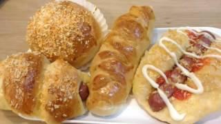 Video Roti Manis anti gagal ala Bakery MP3, 3GP, MP4, WEBM, AVI, FLV Mei 2018