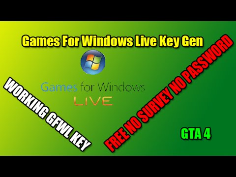 free Gta4 CD key - Games for windows live key free gfwl grand theft auto iv gta 4 gta v pc Subscribe to my new channel @ http://www.youtube.com/user/BritishPoliceModerat This channel is for gaming and much more...