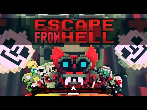 Video of Escape From Hell Arcade Action