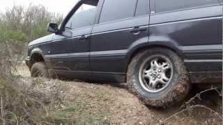 Range Rover P38 De Sima Au Terrain Du Favril 3 Fevrier 2013