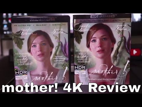 Mother! 4K Blu Ray Review