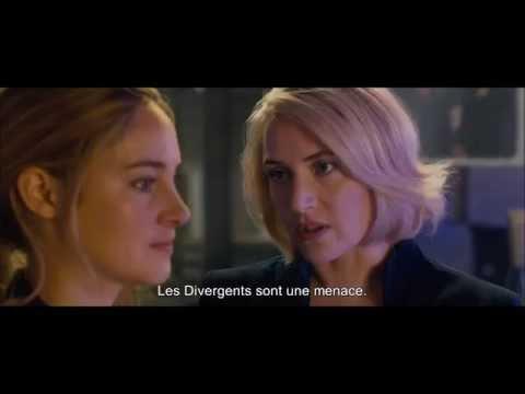 Divergente 3: Au delà du mur - Bande annonce (VOST)