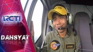 Video DAHSYAT - Dede Ketakutan Ketika Naik Helikopter Bersama TNI AU [15 April 2017] MP3, 3GP, MP4, WEBM, AVI, FLV Februari 2019